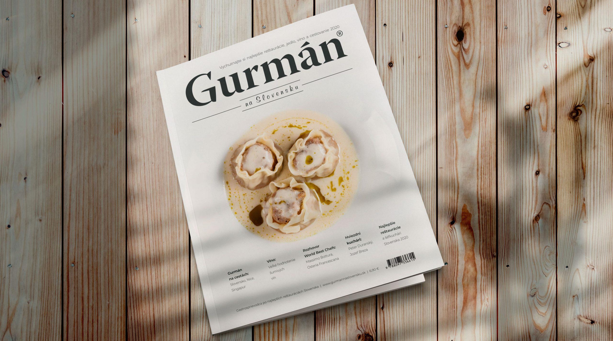 Magazín Gurmán na Slovensku 2020