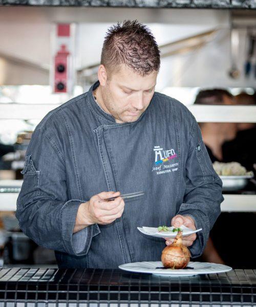 Jozef Masarovič – kuchár roka na Slovensku