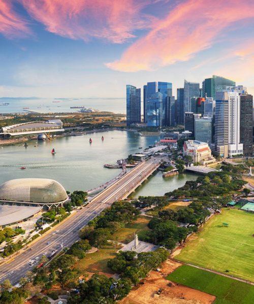 Singapur? Singapur!