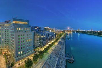 V Bratislave opäť  pribudol 5-hviezdičkový hotel
