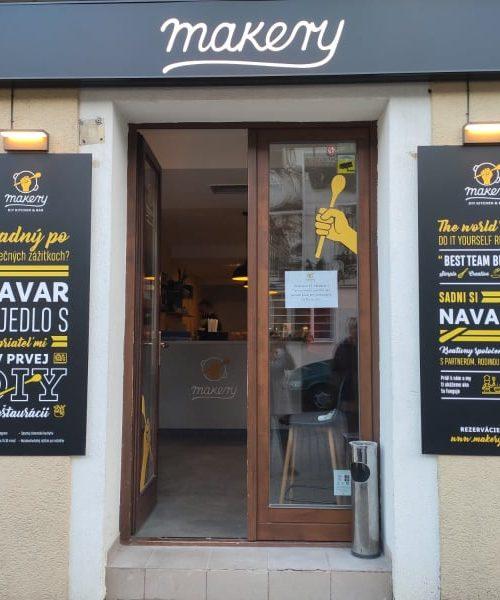 V Bratislave otvorili unikátnu reštauráciu